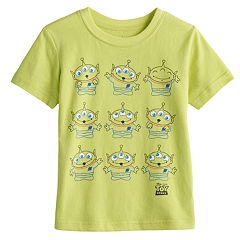 Disney's Toy Story Toddler Boy Aliens Softest Graphic Tee by Jumping Beans®