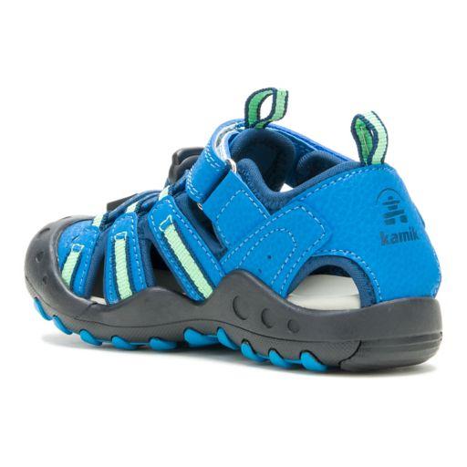 Kamik Crab Toddler Girls' Waterproof Sport Sandals