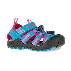 3f48c506bdbb4 Kamik Crab Toddler Girls  Waterproof Sport Sandals