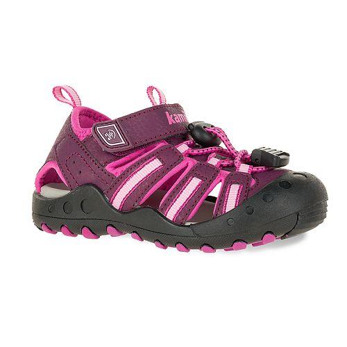 Kamik Crab Girls' Waterproof Sport Sandals