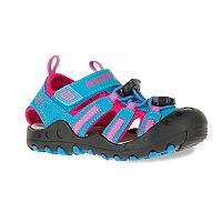 Kamik Crab Girls' Waterproof Sport Sandals