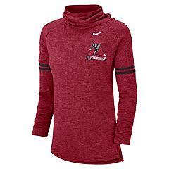 Women's Nike Alabama Crimson Tide Funnel Neck Tee