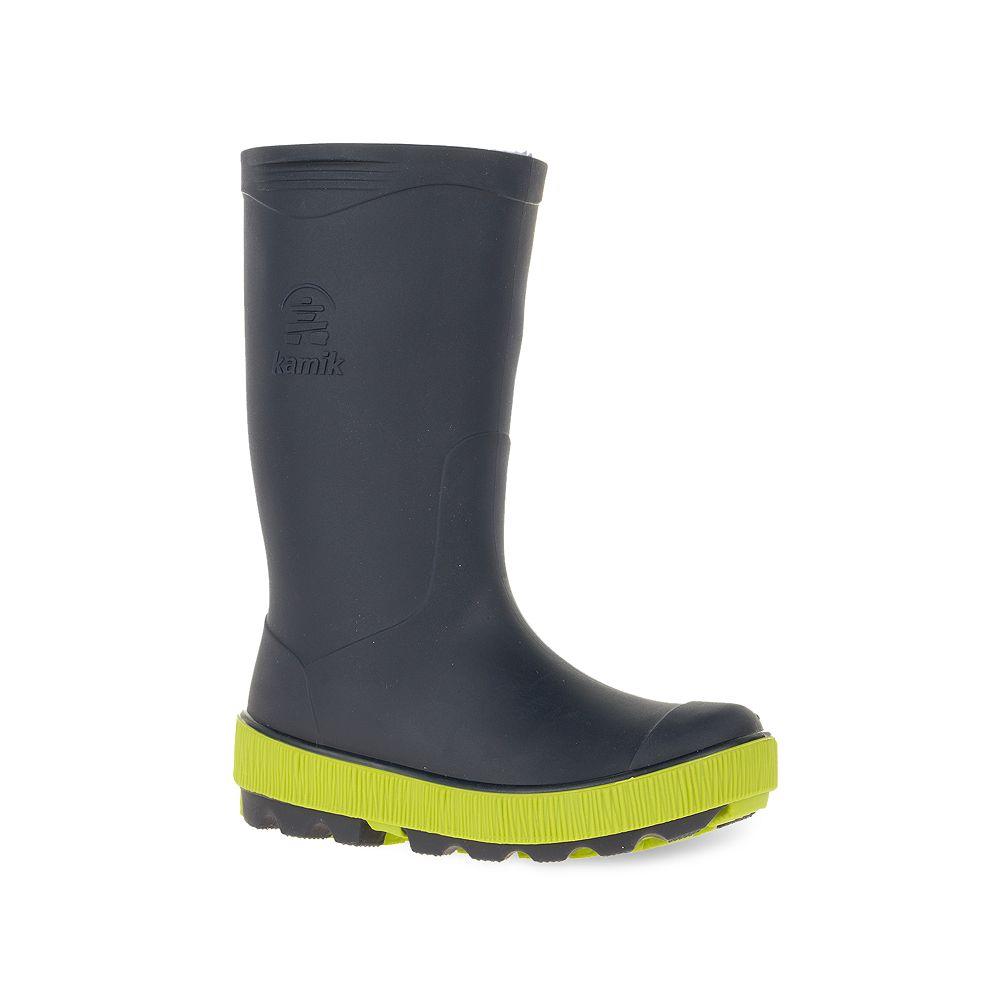 Kamik Riptide Boys' Rainboots