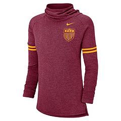 Women's Nike Florida State Seminoles Funnel Neck Tee