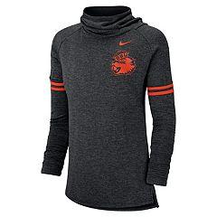 Women's Nike Oregon State Beavers Funnel Neck Tee