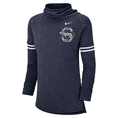 Women's Nike Penn State Nittany Lions Funnel Neck Tee