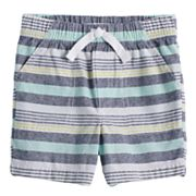 Toddler Boy Jumping Beans® Striped Shorts
