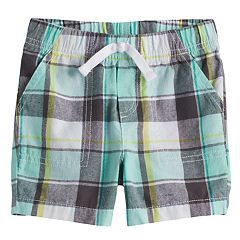 Toddler Boy Jumping Beans® Plaid Shorts