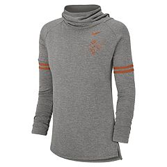 Women's Nike Texas Longhorns Funnel Neck Tee