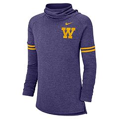 Women's Nike Washington Huskies Funnel Neck Tee
