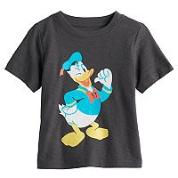 Disney's Donald Duck Baby Boy Slubbed Graphic Tee by Jumping Beans®