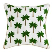 Coastal Icon Throw Pillow