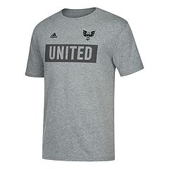 Men's adidas DC United Triblend Tee