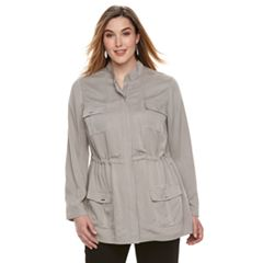 Plus Size Apt. 9 ® Utility Jacket