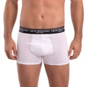Men's Nick Graham 3-pack Modern-Fit Solid Cotton Boxer Briefs