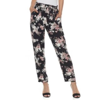 Women's Studio 253 Cuffed Tapered Pants