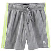 Boys 4-12 OshKosh B'gosh® Mesh Striped Shorts