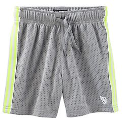 Boys 4-12 OshKosh B'gosh® Mesh Striped Shorts