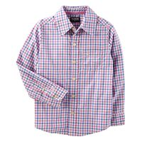 Boys 4-12 OshKosh B'gosh® Button Down Dress Shirt