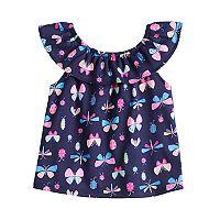 Baby Girl Jumping Beans® Ruffled Tank Top