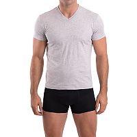 Men's Nick Graham 3-pack Modern-Fit Cotton V-Neck Tees