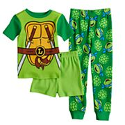 Boys 4-10 Teenage Mutant Ninja Turtles Pajama Set
