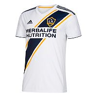 Men's adidas Los Angeles Galaxy Wordmark Jersey