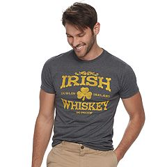 Men's SONOMA Goods for Life™ 'Irish Whiskey' St. Patrick's Day  Tee