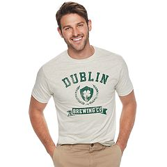 Men's SONOMA Goods for Life™ 'Dublin Brewing Co.' St. Patrick's Day  Tee