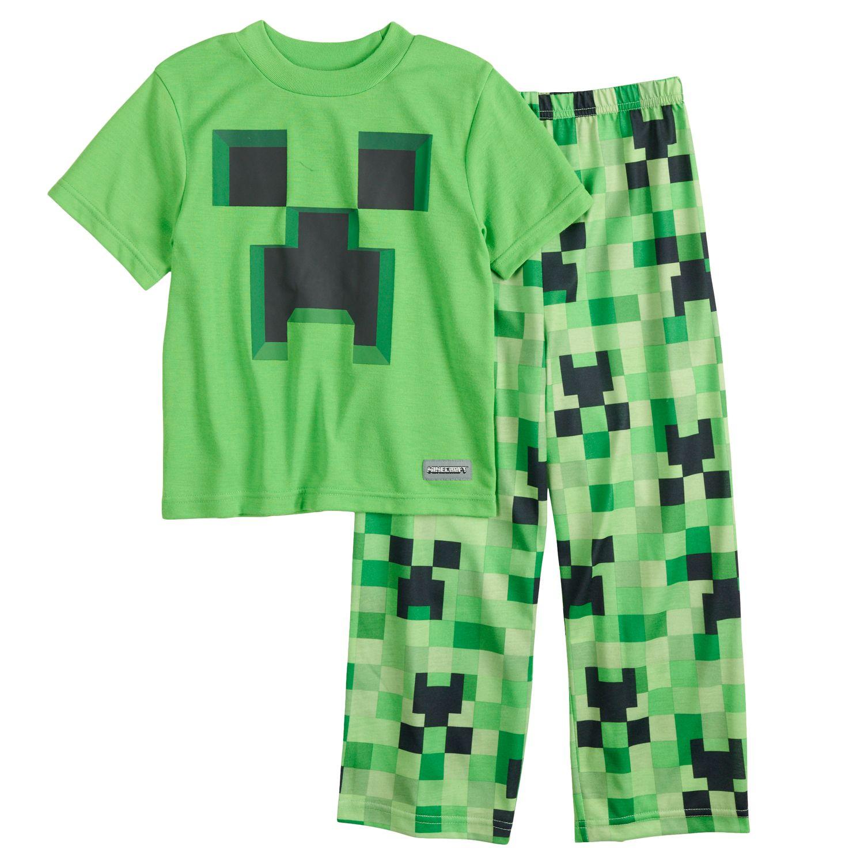 fb7535e6 Sc 1 St Kohlu0027s. image number 29 of minecraft costume pajamas ...
