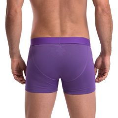 Men's Nick Graham Modern-Fit Performance Stretch Novelty Boxer Briefs