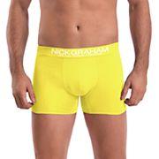 Men's Nick Graham Modern-Fit Performance Stretch Novelty Boxer Briefs