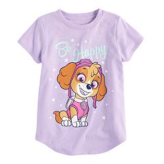 Girls 4-10 Jumping Beans® Paw Patrol Skye 'Be Happy' Tee