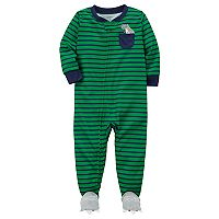 Baby Boy Carter's Pocket Striped Sleep & Play