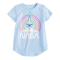 Girls 4-10 Jumping Beans® NASA Space Shuttle Tee
