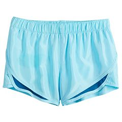 Girls 7-16 SO® Woven Running Shorts