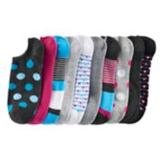SONOMA Goods for Life? 10-pk. Low-Cut Polka-Dots & Stripes Socks