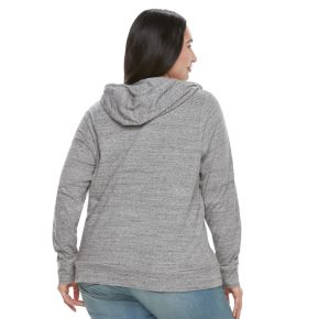 Plus Size SONOMA Goods for Life? Hoodie