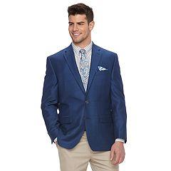 Men's Chaps Slim-Fit Blue Sport Coat