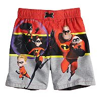 Disney / Pixar The Incredibles Toddler Boy Swim Trunks