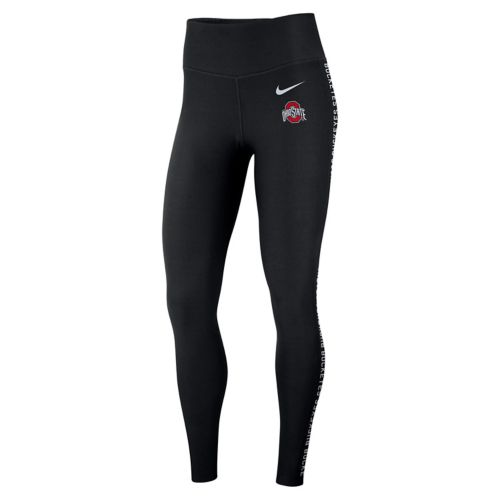 Women's Nike Ohio State Buckeyes Dri Fit Leggings by Kohl's