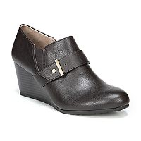 LifeStride Puebla Women's Wedge Ankle Boots