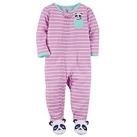 Baby Girl Carter's Striped Sleep & Play