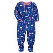 Baby Girl Carter's Print Sleep & Play
