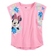 Disney's Minnie Mouse Toddler Girl Dolman Tee by Jumping Beans®