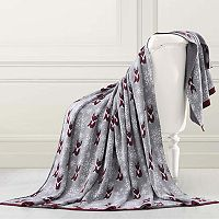 Allure Jacquard Holiday Throw