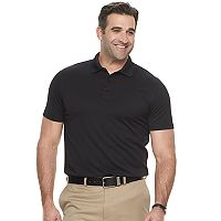 Big & Tall Van Heusen Air Ottoman Classic-Fit Polo