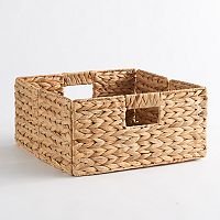 Linon Folding Storage Basket