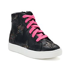 SO® Splatter Star Girls' Sneakers