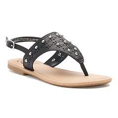 SO® Chop Out Girl's Sandals